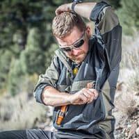 Helikon Woodsman Anorak Jacket - Coyote